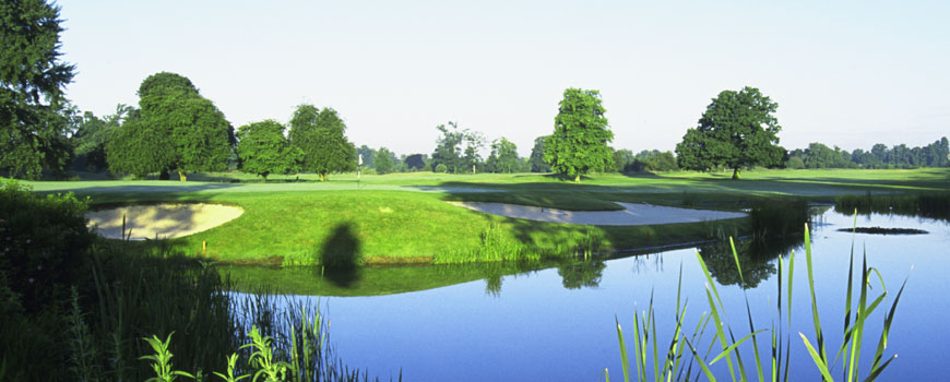 Buckinghamshire Golf Club at Buckinghamshire Golf Club in Buckinghamshire
