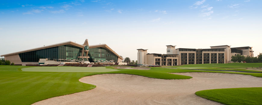 Championship Course at Abu Dhabi Golf Club