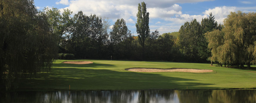 Mill Hill Golf Club at Mill Hill Golf Club in Middlesex