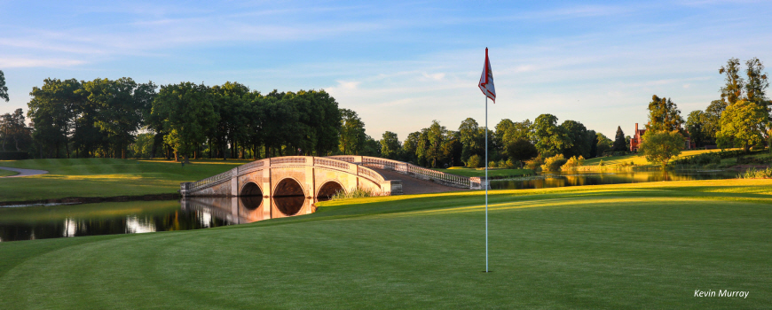 Colt and Lane Jackson Course at Stoke Park Image