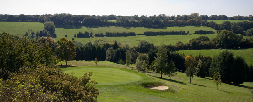 Chartridge Park Golf Club at Chartridge Park Golf Club in Buckinghamshire