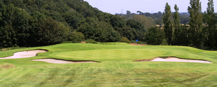 Dudsbury Golf Club, Hotel & Spa at Dudsbury Golf Club, Hotel & Spa in Dorset