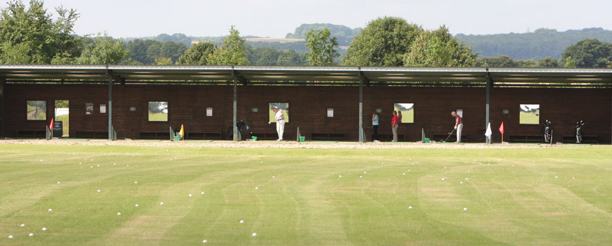 Course at Dummer Golf Club Image