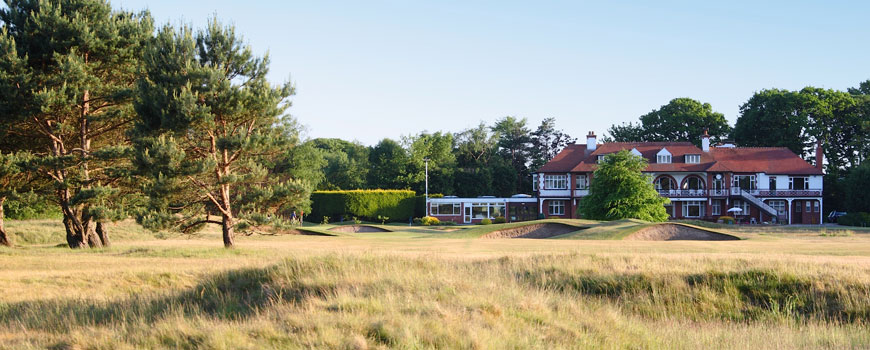 Fairhaven Golf Club at Fairhaven Golf Club in Lancashire