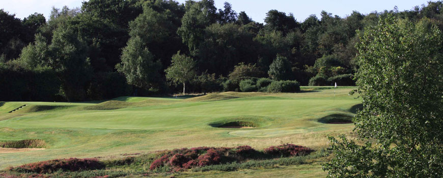 East Devon Golf Club at East Devon Golf Club in Devon