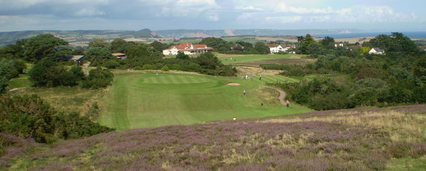 Course at East Devon Golf Club Image