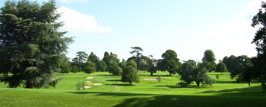 East Herts Golf Club at East Herts Golf Club in Hertfordshire