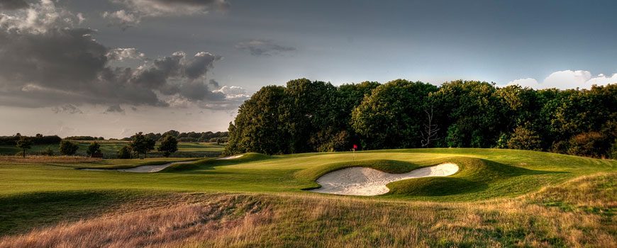 Green Course at Farleigh part of The Foxhills Collection