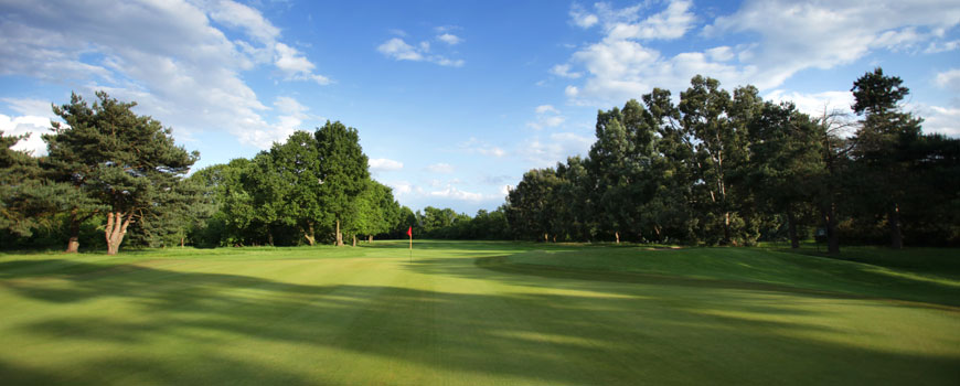Fulwell Golf Club at Fulwell Golf Club in Middlesex