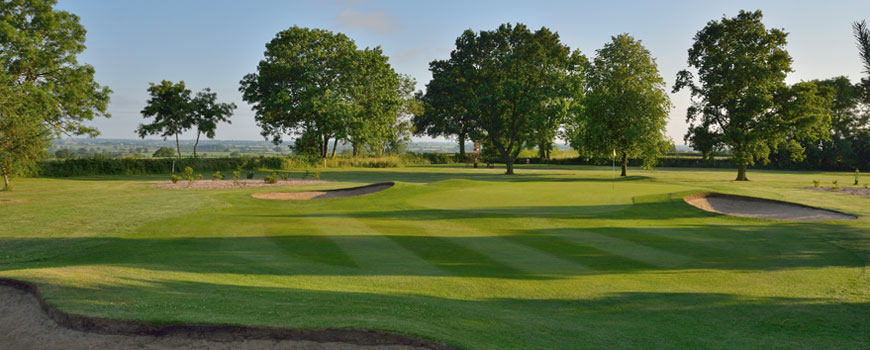 Course at Glen Gorse Golf Club Image
