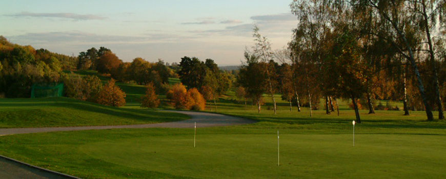 Course at Harewood Downs Golf Club Image