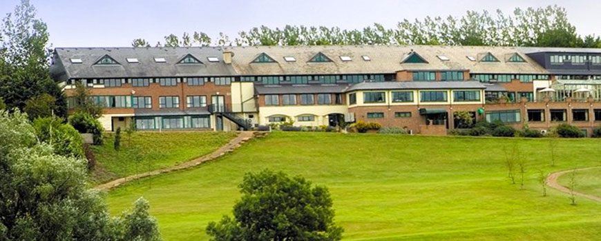Red & Blue Course at Q Hotels, Hellidon Lakes Golf & Spa Hotel Image