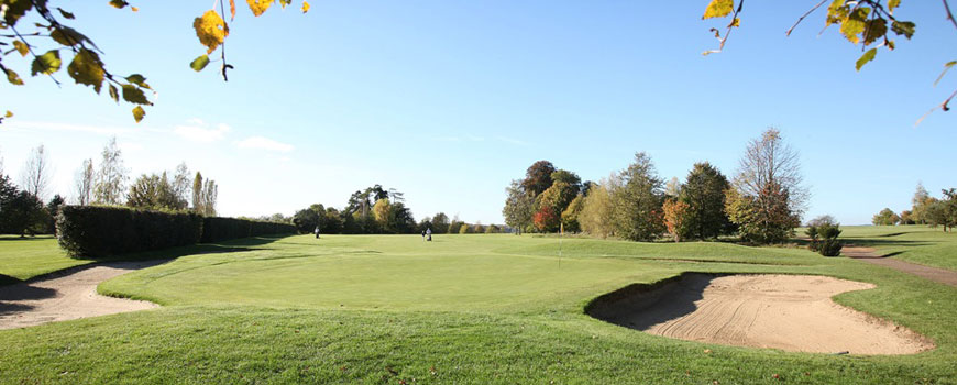 Course at Hennerton Golf Club Image