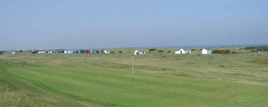 Hunstanton Golf Club at Hunstanton Golf Club in Norfolk