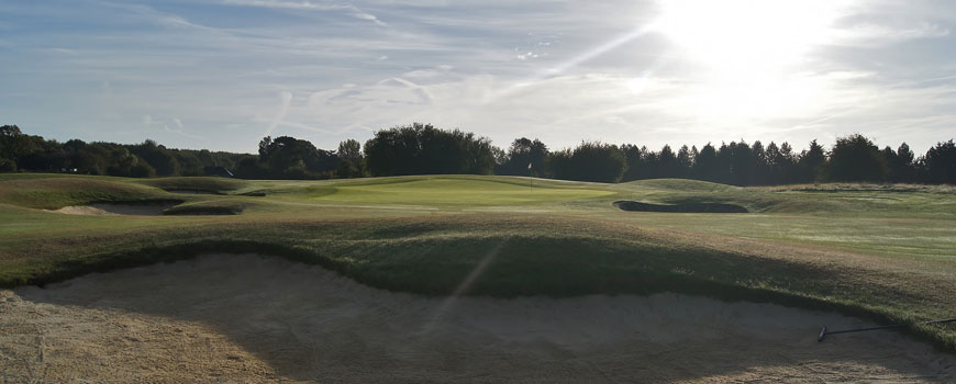 Course at Kings Hill Golf Club Image