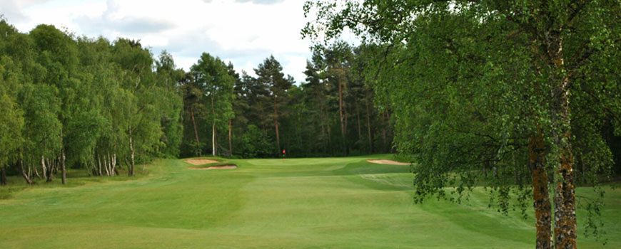 Kings Lynn Golf Club at Kings Lynn Golf Club in Norfolk