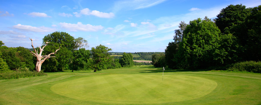 Castle Course at Lullingstone Park Golf Club in Kent