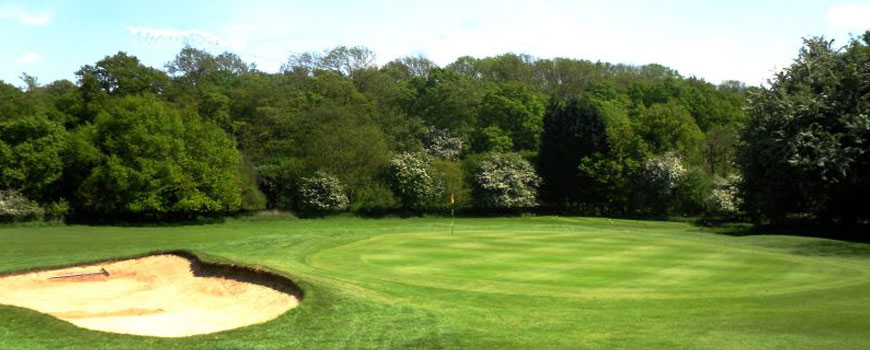 Maylands Golf Club at Maylands Golf Club in Essex