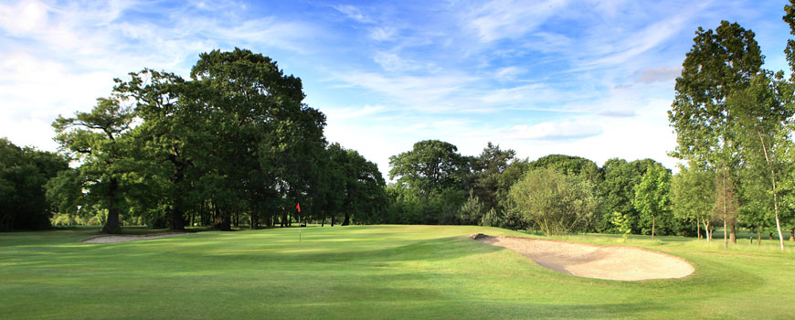 Muswell Hill Golf Club at Muswell Hill Golf Club in Middlesex