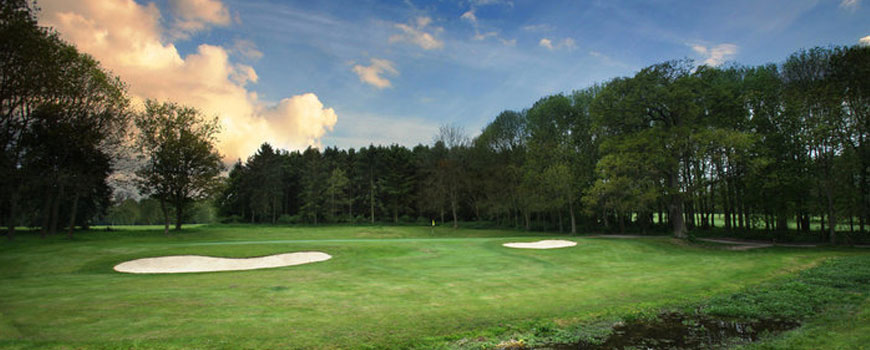 The Ver at Redbourn Golf Club in Hertfordshire