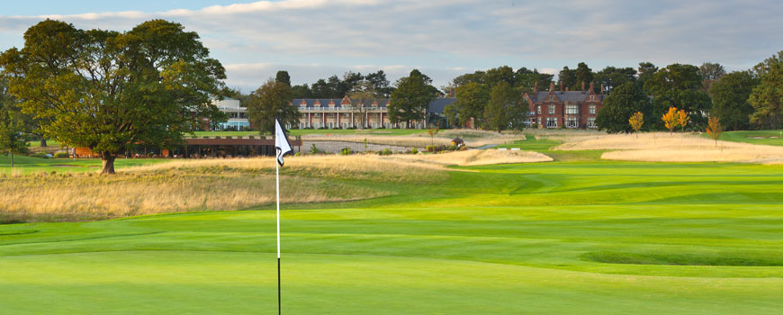 Rockliffe Hall Hotel Golf and Spa