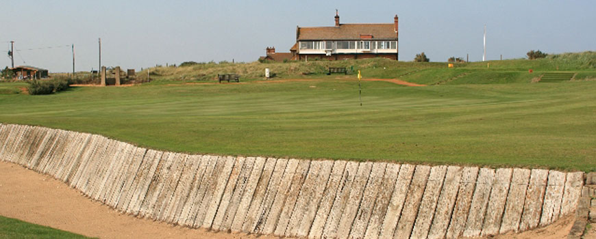 Royal West Norfolk Golf Club at Royal West Norfolk Golf Club in Norfolk