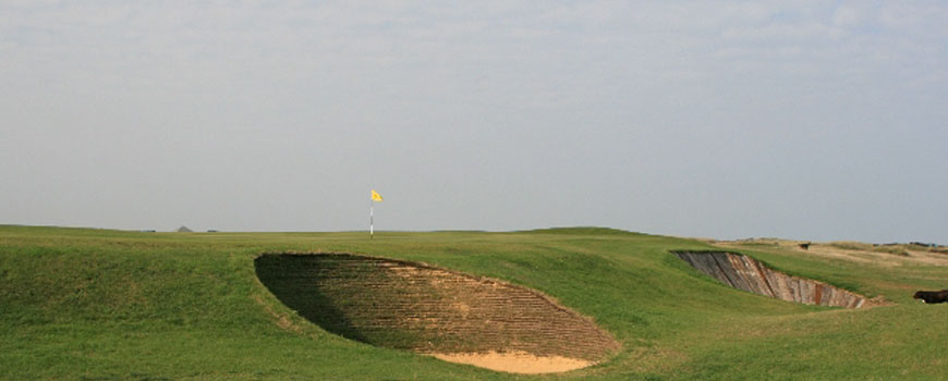 Course at Royal West Norfolk Golf Club Image