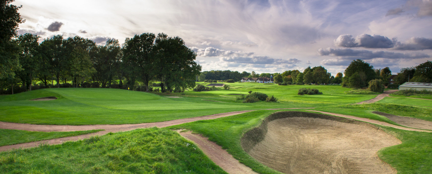 Course at Sandy Lodge Golf Club Image