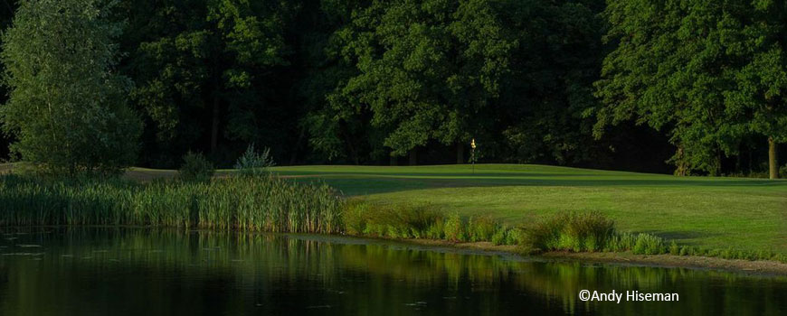Waterloo Course Course at Sherfield Oaks Golf Club Image