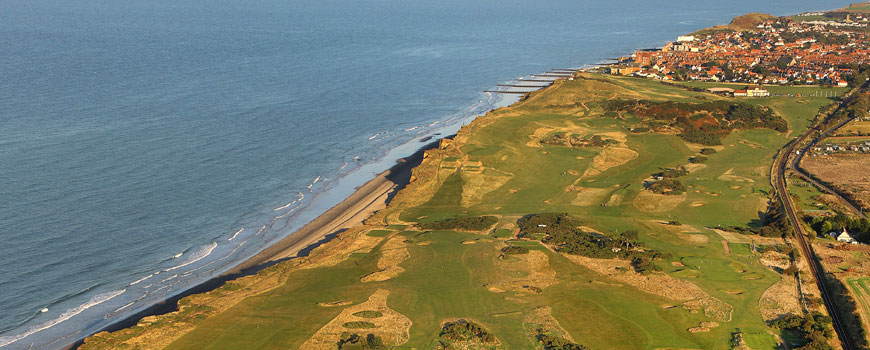 Sheringham Golf Club at Sheringham Golf Club in Norfolk