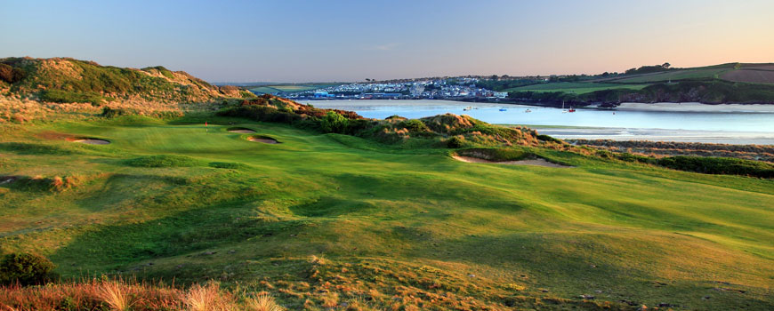 Church Course Course at St Enodoc Golf Club Image
