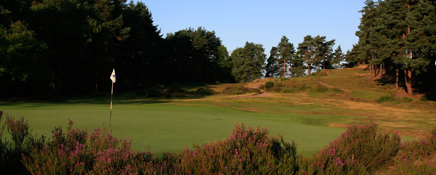 Old Course Course at Sunningdale Golf Club Image