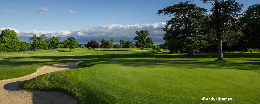 The Hertfordshire Golf and Country Club at The Hertfordshire Golf and Country Club in Hertfordshire