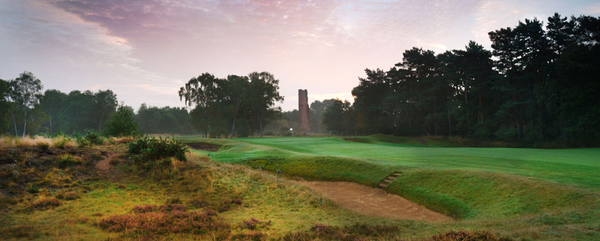 Hotchkin Course at Woodhall Spa Golf Club