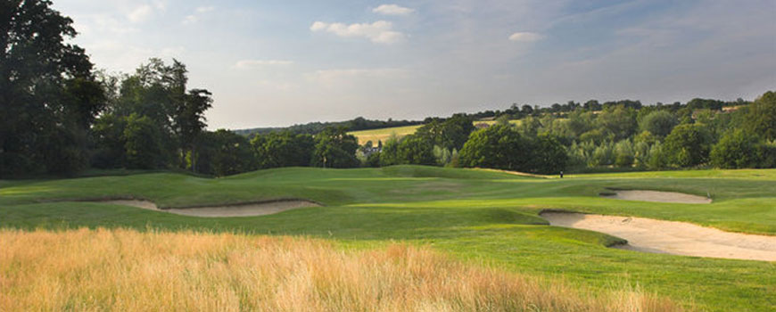 Park Course at Aldwickbury Park Golf Club in Hertfordshire