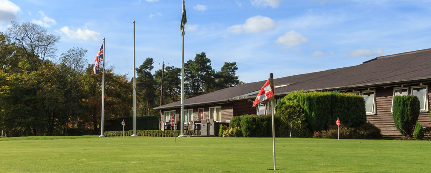 Course at Army Golf Club Image