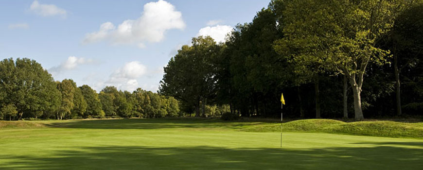 Course at Berkhamsted Golf Club Image