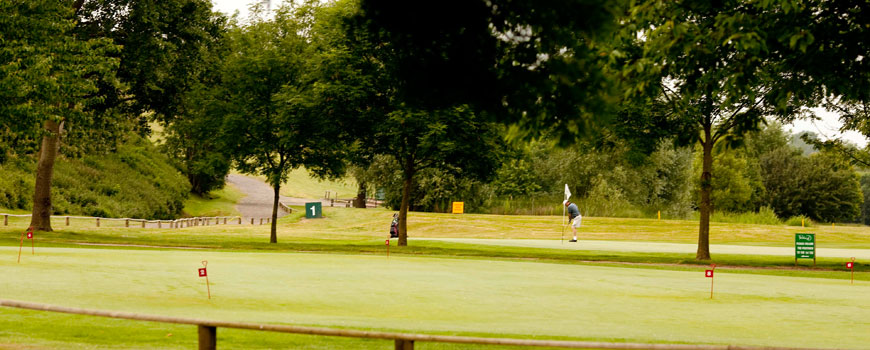 Course at Boughton Golf Club Image