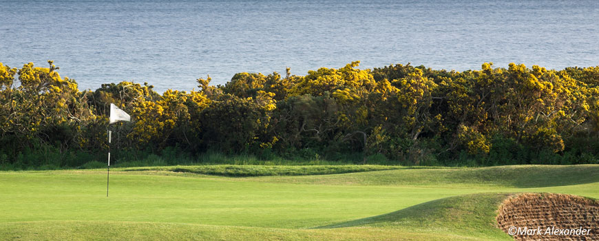 Course at Nairn Golf Club Image