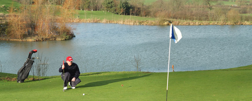 Red & Green Course at Q Hotels, Hellidon Lakes Golf & Spa Hotel Image