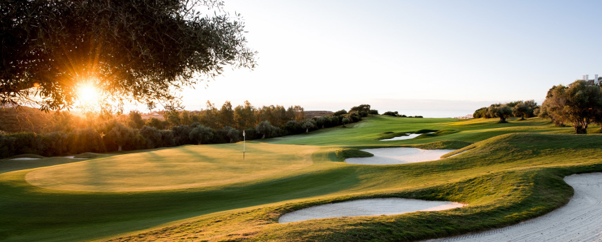 Course at Finca Cortesin Image