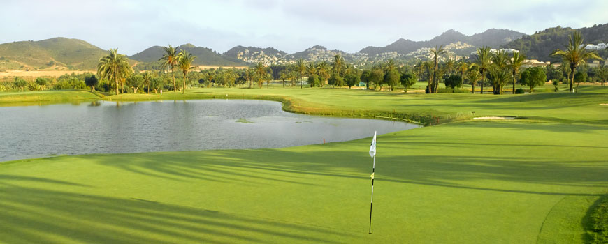 North Course at La Manga Club