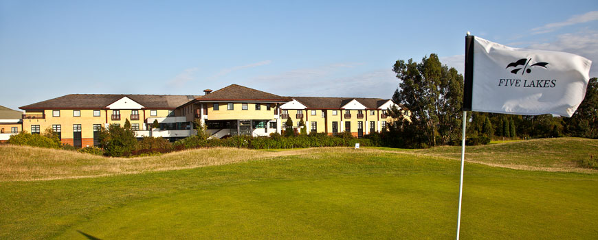 The Links Course Course at Crowne Plaza Five Lakes Image