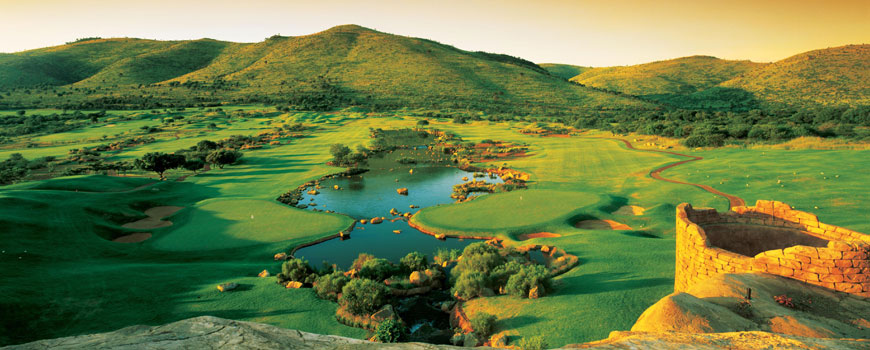 The Lost City Golf Course at Sun City Resort