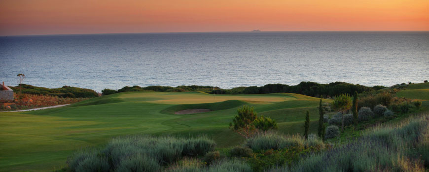 The Dunes Course at Costa Navarino