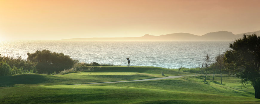 The Dunes Course Course at Costa Navarino Image