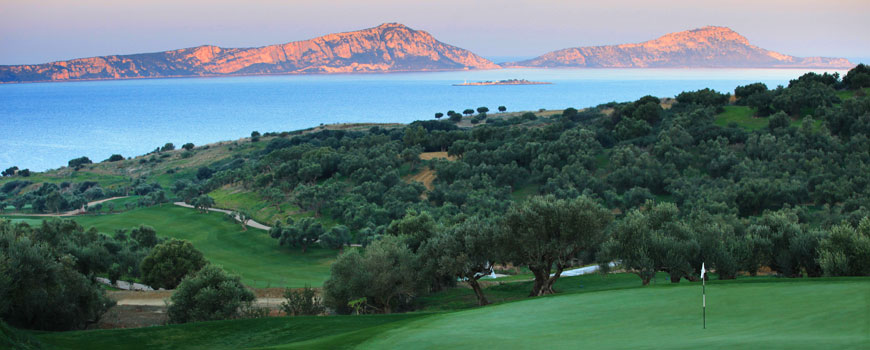 The Bay Course Course at Costa Navarino Image