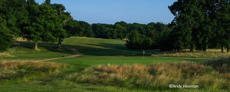 Wellington Course Course at Sherfield Oaks Golf Club Image