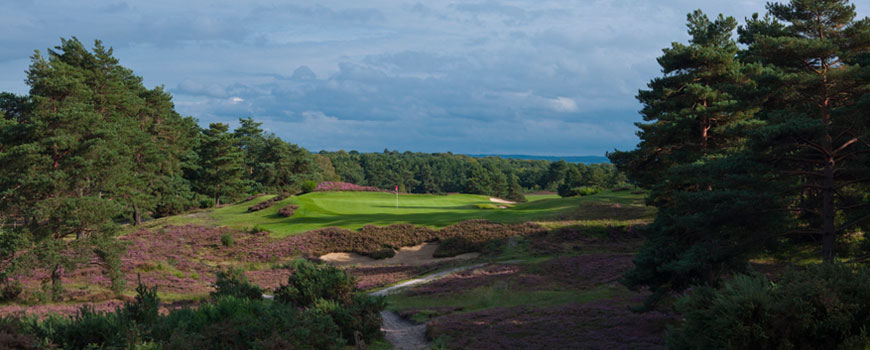 New Course at Sunningdale Golf Club