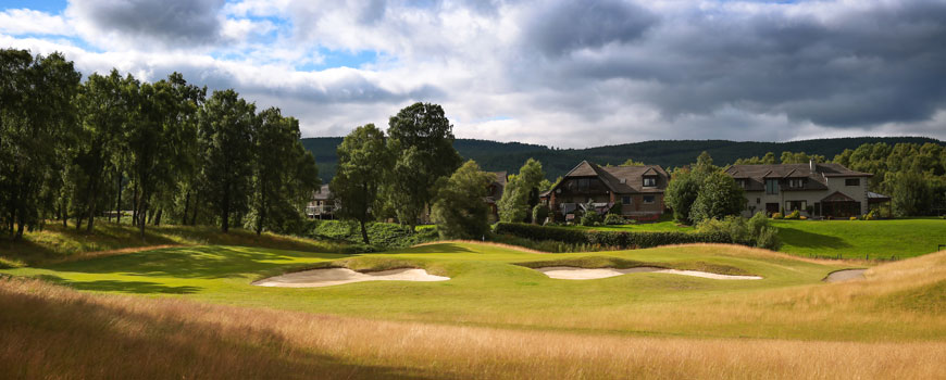 Spey Valley Championship Course at Macdonald Aviemore Resort